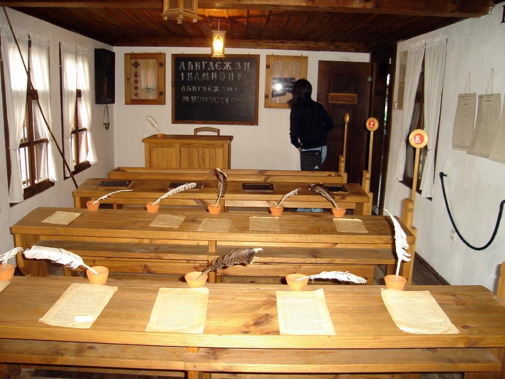 Национален музей на образованието - Габрово
