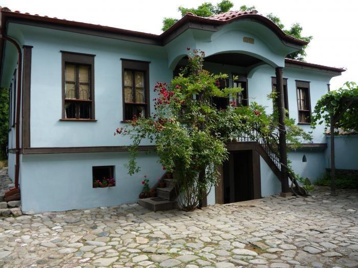 Джанановата къща – с. Габарево, общ. Павел Баня